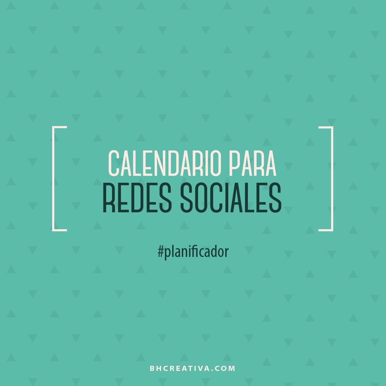 CalendarioRedesSociales