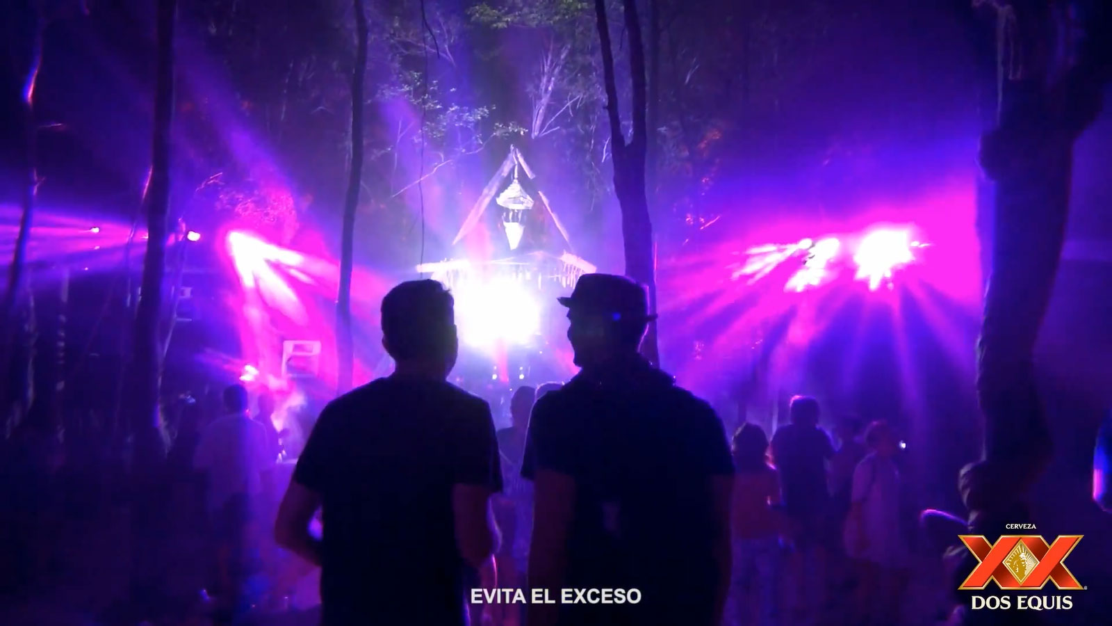 Day Zero Dos Equis en Quintana Roo